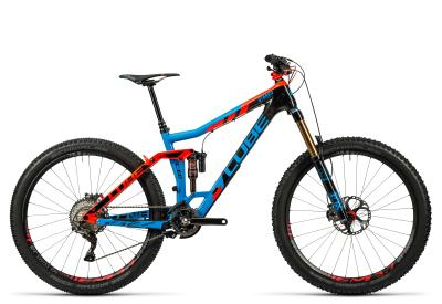 CUBE Stereo 160 C:68 Action Team 27.5 action team 2016
