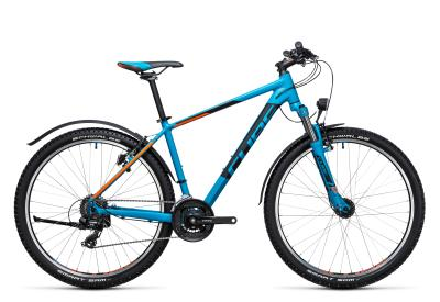 CUBE Aim Allroad 27.5 blue 'n flashorange 2017