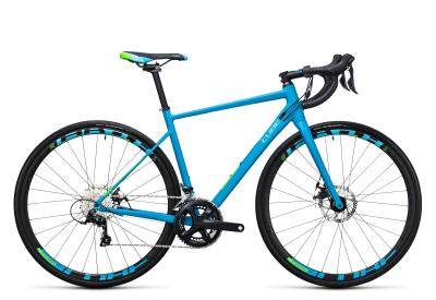 CUBE Axial WLS Pro Disc Woman reefblue 'n green 2017