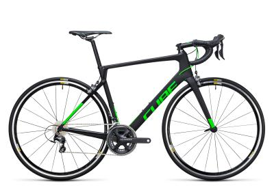 CUBE Agree C:62 Pro carbon 'n flashgreen 2017