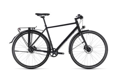 CUBE Travel SL black 'n' black 2018