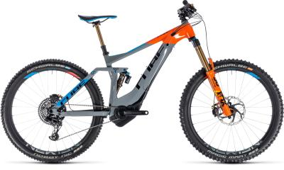 CUBE Stereo Hybrid 160 Action Team 500 actionteam 2018