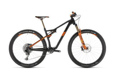 CUBE AMS 100 C:68 TM 29 grey 'n' orange  2019