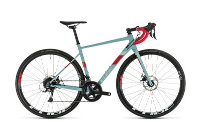 CUBE Axial WS Pro greyblue 'n' coral 2020