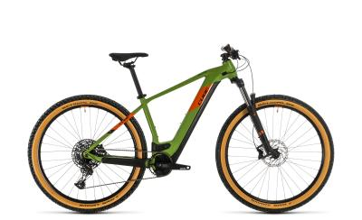 CUBE Reaction Hybrid EX 625 29 green 'n' orange 2020