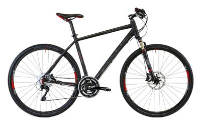 CUBE Tonopah Race black anodised 2013