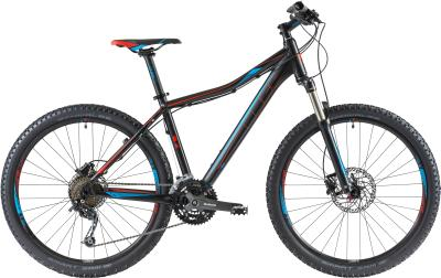 CUBE Access WLS Race black 'n flashred 2014