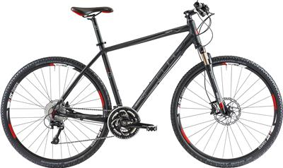 CUBE Tonopah Race black anodized 2014
