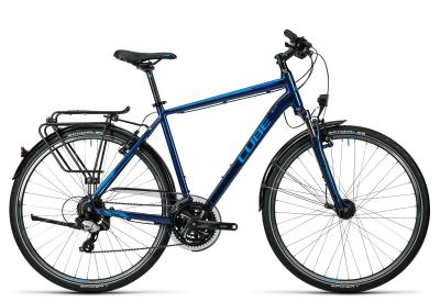 CUBE Touring midnight blue metallic 2016
