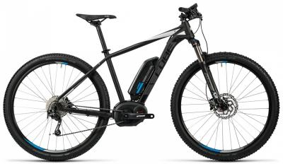 CUBE Reaction Hybrid HPA Pro 400 29er black 'n white 2016