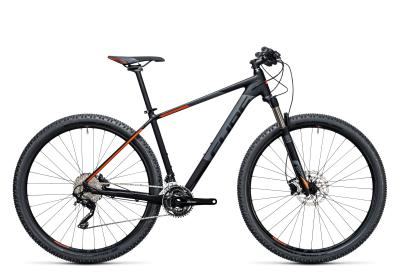 CUBE Attention SL 29er black 'n flashorange 2017
