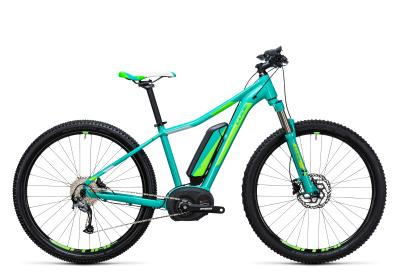 CUBE Access WLS Hybrid ONE 500 29er mint 'n green 2017
