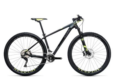 CUBE Reaction GTC SL 2x 29er carbon 'n flashyellow 2017