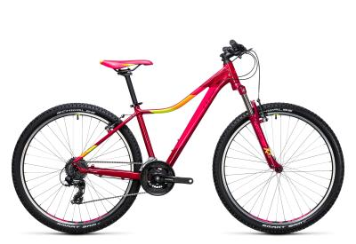 CUBE Access WLS 27.5 berry 'n pink 2017