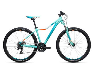 CUBE Access WLS Disc 27.5 Woman mint 'n flashorange 2017