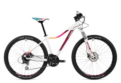 CUBE Access WLS Exc 27.5 white 'n berry 2017