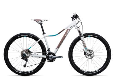 CUBE Access WLS Pro 29er Woman white 'n mocca 2017