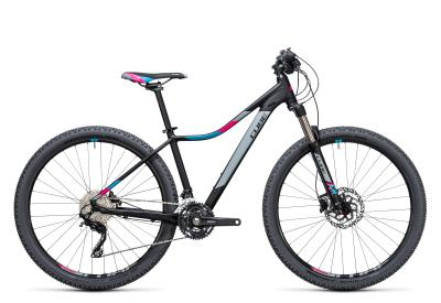 CUBE Access WLS Race 29er Woman black 'n blue 2017