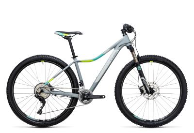 CUBE Access WLS SL Woman 2x 29er grey 'n mint 2017