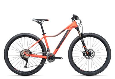 CUBE Access WLS SL 2x 29er Woman coral 'n grey 2017