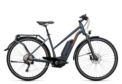 CUBE Touring Hybrid Exc 500 Trapeze grey 'n copper 2017