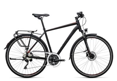 CUBE Touring SL black 'n flashred 2017