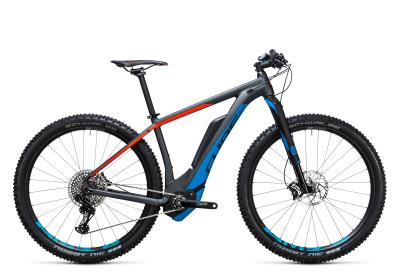CUBE Reaction Hybrid HPA Eagle 500 29er iridium 'n flashblue 2017