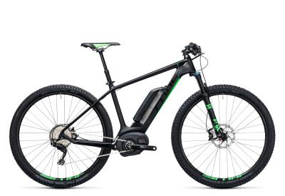 CUBE Elite Hybrid C:62 SL 500 29er carbon 'n flashgreen 2017