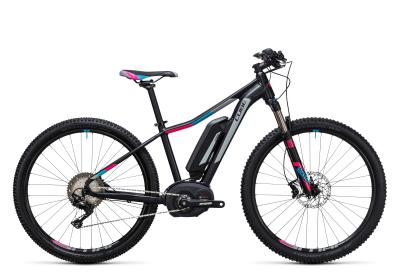 CUBE Access WLS Hybrid Race 500 29er black 'n grey 2017