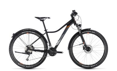 CUBE Access WS Pro Allroad Woman black 'n' orange 2018