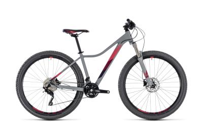 CUBE Access WS Race grey 'n' berry 2018