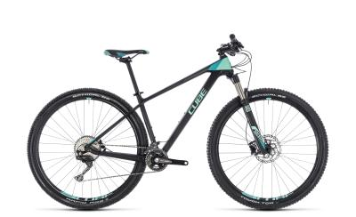 CUBE Access WS C:62 Pro Woman carbon 'n' mint 2018