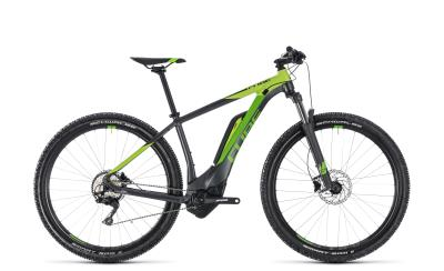 CUBE Reaction Hybrid Pro 500 iridium 'n' green 2018