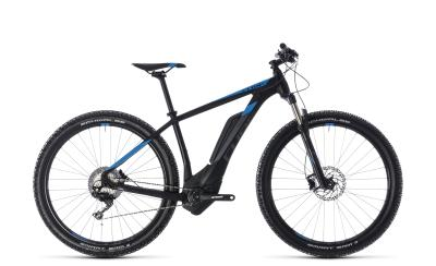 CUBE Reaction Hybrid Race 500 black 'n' blue 2018