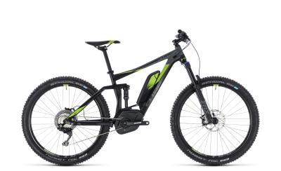 CUBE Stereo Hybrid 140 Race 500 black 'n' green 2018