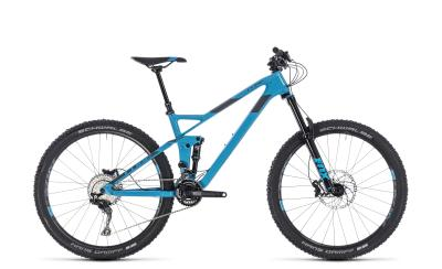 CUBE Stereo 140 HPC Race blue 'n' grey 2018