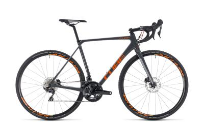 CUBE Cross Race C:62 Pro grey 'n' orange 2018