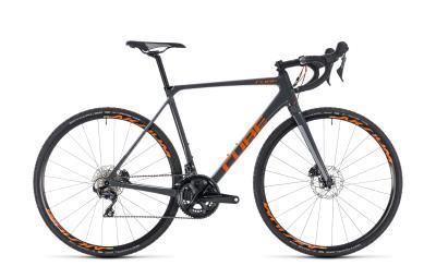 CUBE Cross Race C:62 Pro grey 'n' orange 2018
