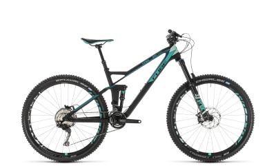 CUBE Sting WS Woman 140 HPC Race 27.5 carbon 'n' mint 2019