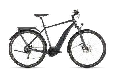 CUBE Touring Hybrid 500 iridium 'n' black 2019