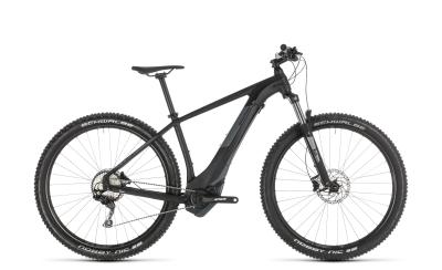 CUBE Reaction Hybrid EXC 500 black 'n' grey 2019