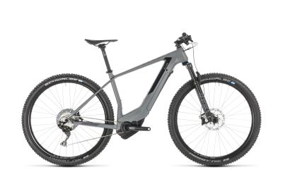 CUBE Elite Hybrid C:62 SL 500 KIOX 29 grey 'n' black 2019