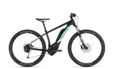 CUBE Access Hybrid ONE 500 black 'n' mint 2019