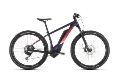 CUBE Access Hybrid Race 500 darkviolet 'n' rose 2019