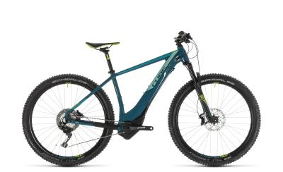 CUBE Access Hybrid SL 500 pinetree 'n' green 2019