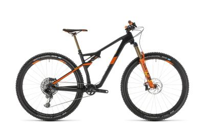 CUBE AMS 100 C:68 TM 29 grey 'n' orange  2019
