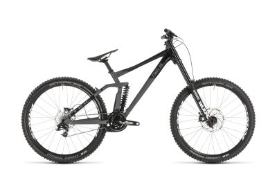 CUBE TWO15 Race grey 'n' black 2019