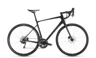 CUBE Attain GTC SL Disc carbon 'n' grey 2019