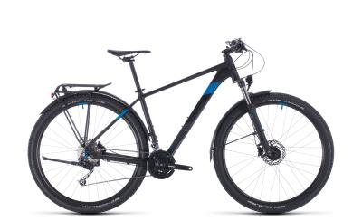 CUBE Aim SL Allroad black 'n' blue 2020