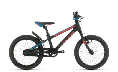CUBE Cubie 160 black 'n' red 'n' blue 2020